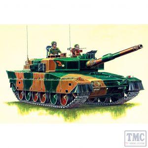 PKTM07219 Trumpeter 1:72 Scale Type 90 Japanese Tank