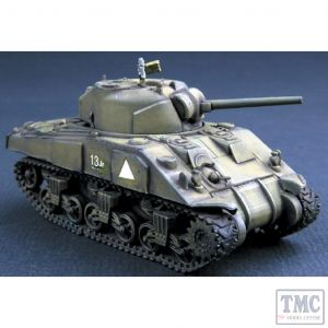 PKTM07223 Trumpeter 1:72 Scale M4 Mid-Production Sherman Tank