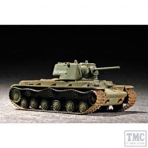 PKTM07231 Trumpeter 1:72 Scale KV-1 Mod 1942 Heavy Cast Turret Tank