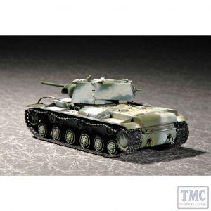 PKTM07232 Trumpeter 1:72 Scale KV-1 Mod 1941 Small Turret Tank