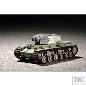 PKTM07234 Trumpeter 1:72 Scale KV-1 Mod 1942 Simplified Turret Tank