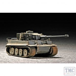 PKTM07242 Trumpeter 1:72 Scale Tiger I Tank Early