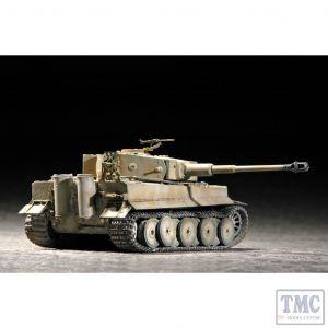 PKTM07243 Trumpeter 1:72 Scale Tiger I Tank Mid