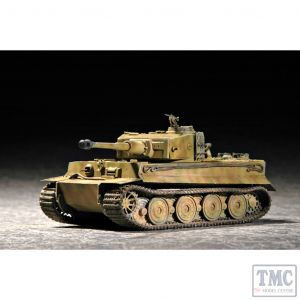 PKTM07244 Trumpeter 1:72 Scale Tiger I Tank Late