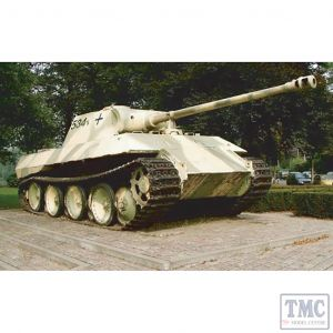 PKTM07245 Trumpeter 1:72 Scale Panther Ausf D Tank