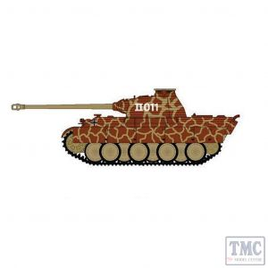 PKTM07246 Trumpeter 1:72 Scale Panther Ausf D Tank