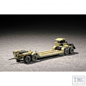 PKTM07249 Trumpeter 1:72 Scale SdAH 116 Tank Transporter