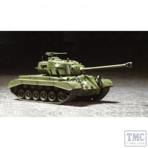 PKTM07264 Trumpeter 1:72 Scale M26 (T26E3) Pershing Heavy Tank