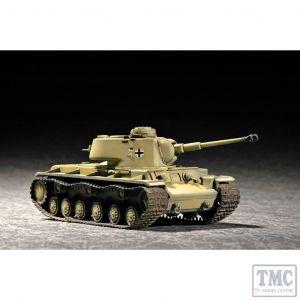 PKTM07265 Trumpeter 1:72 Scale PzKpfw KV-1 756(r) Tank