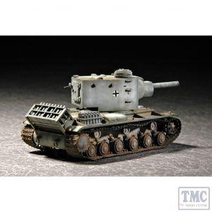PKTM07266 Trumpeter 1:72 Scale PzKpfw KV-2 754(r) Tank