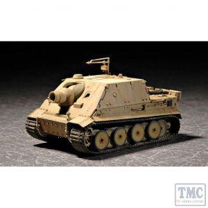 PKTM07274 Trumpeter 1:72 Scale Sturmtiger Assault Mortar Early