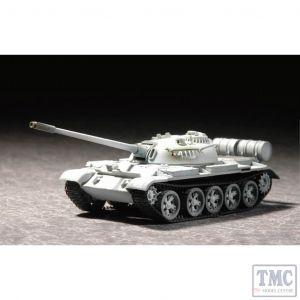 PKTM07282 Trumpeter 1:72 Scale T-55 Medium Tank Mod 1958