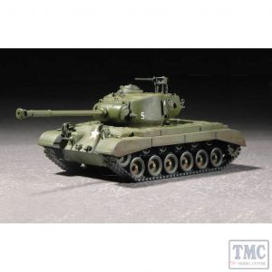 PKTM07286 Trumpeter 1:72 Scale M26A1 Pershing Heavy Tank