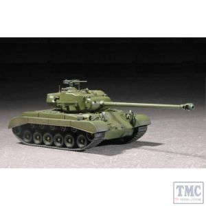 PKTM07287 Trumpeter 1:72 Scale T26E4 Pershing Heavy Tank