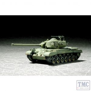 PKTM07288 Trumpeter 1:72 Scale M46 Patton Medium Tank