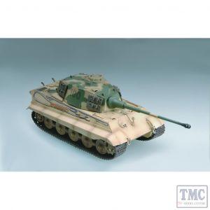 PKTM07291 Trumpeter 1:72 Scale King Tiger Henschel Turret w/ Zimmerit