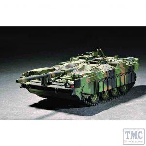 PKTM07298 Trumpeter 1:72 Scale Strv 103C Swedish Main Battle Tank