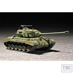 PKTM07299 Trumpeter 1:72 Scale M26E2 Pershing Heavy Tank