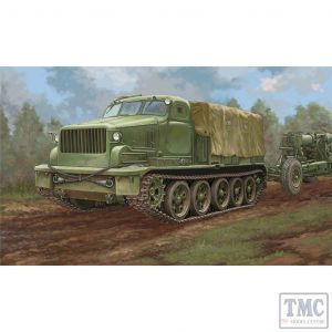 PKTM09501 Trumpeter 1:35 Scale AT-T Artillery Prime Mover