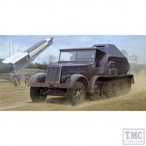 PKTM09537 Trumpeter 1:35 Scale SdKfz 7/3 Half-track Artillery Tractor