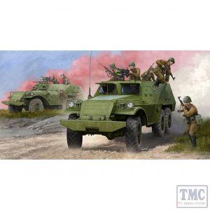 PKTM09573 Trumpeter 1:35 Scale Soviet BTR-152B1 APC