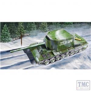 PKTM09589 Trumpeter 1:35 Scale Soviet SU-100U Tank Destroyer