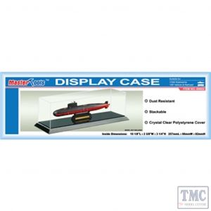 PKTM09802 Trumpeter  Display Case 257 x 66 x 82mm