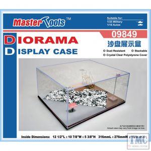 PKTM09849 Trumpeter  Diorama Display Case 316x276x136mm