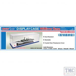 PKTM09850 Trumpeter  Display Case 501x149x146mm w/Mirror Base