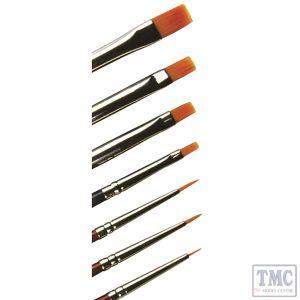 PKTM09900 Trumpeter  Modelling Brush Set (7 brushes)