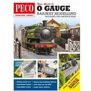 PM-208 Your Guide to O Gauge Railway Modelling