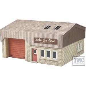 PN185 Metcalfe N Gauge Industrial Unit Card Kit