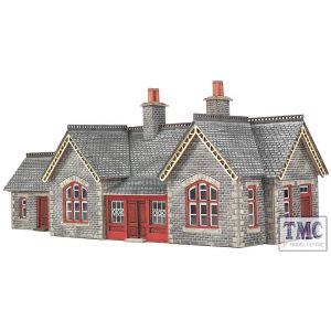 PN933 Metcalfe N Gauge Settle - Carlisle Railway Station Card Kit