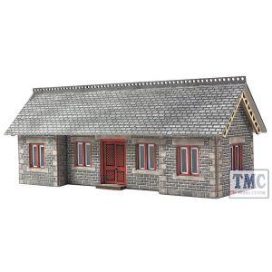 PN934 Metcalfe N Gauge Settle - Carlisle Platform Shelter Card Kit