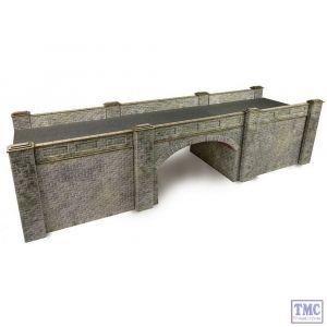 PO247 Metcalfe OO/HO Scale Railway Bridge in Stone