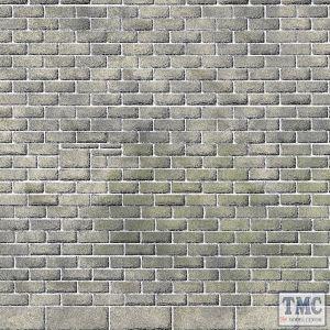 PO295 Metcalfe OO/HO Gauge Castle Stonework Sheets