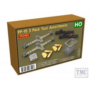 PPP-10 Proses 5 Pack Tool Assortments for HO