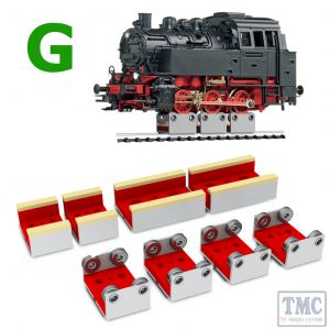 PRR-G-04 Proses 4X Rollers for G Scale