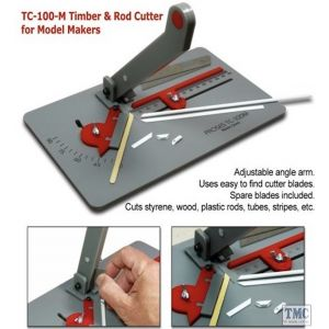 PTC-100-M Proses Timber & Rod Cutter for Model Makers