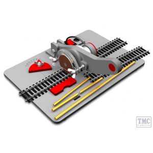 PTC-200-PS Proses Model Train Track & Metal Rod Cutter w/Adapter (New with CE)