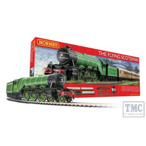 R1167 Hornby OO Gauge Flying Scotsman Set