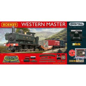 R1173 Hornby HO/OO Gauge Western Master With e-Link