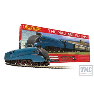 R1202 Hornby OO Gauge Mallard Pullman Train Set