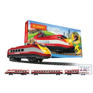 R1215 Hornby OO Gauge Junior Express Train Set