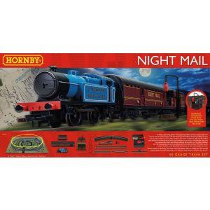R1254M Hornby OO Gauge GWR Freight Train Set Class 2721