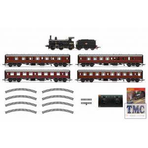 R1244 Hornby OO Gauge Signature East Lincolnshire Special Train Set