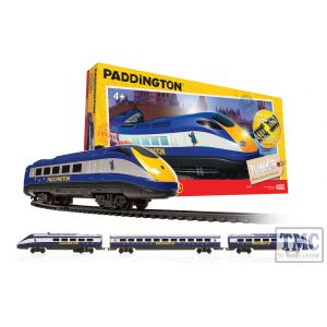 R1247 Hornby OO Gauge Hornby Junior Paddington Bear Train Set