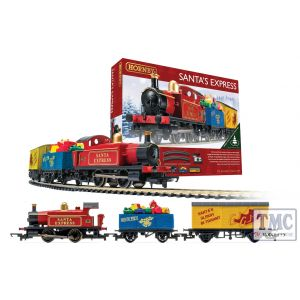 R1248 Hornby OO Gauge Santa's Express Train Set
