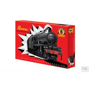 R1251M Hornby OO Gauge Celebrating 100 Years of Hornby' Princess Royal Train Set Centenary Year Limited Edition - 2020