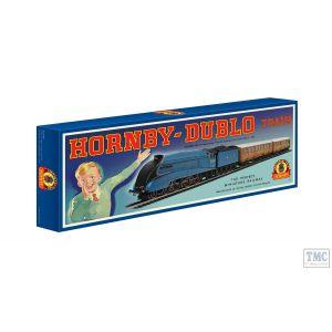 R1252M Hornby OO Gauge LNER 'Sir Nigel Gresley' A4 Train Set Centenary Year Limited Edition - 1938